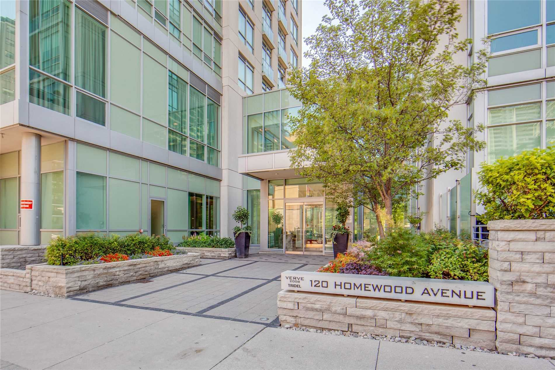 FEATURED LISTING: 1709 - 120 Homewood Avenue Toronto