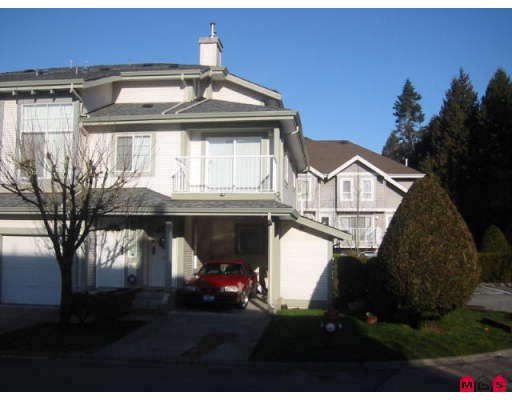 "Main Photo: 11 8892 208TH Street in Langley: Walnut Grove Townhouse for sale in ""HUNTERS RUN"" : MLS®# F2801056"