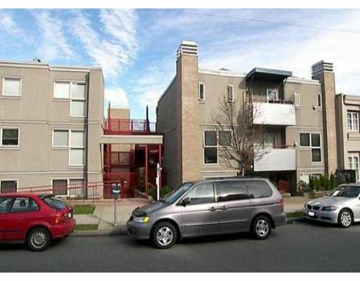 "Main Photo: 1195 W 8TH Ave in Vancouver: Fairview VW Townhouse for sale in ""ALDER COURT"" (Vancouver West)  : MLS®# V633537"