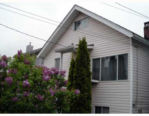 Main Photo: 125 E 26TH Avenue in Vancouver: Main House for sale (Vancouver East)  : MLS®# V708759