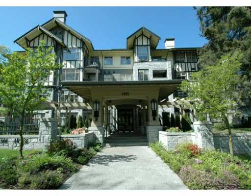"Main Photo: 206 4885 VALLEY DR in Vancouver: Arbutus Condo for sale in ""MALCLURE HOUSE"" (Vancouver West)  : MLS® # V590455"