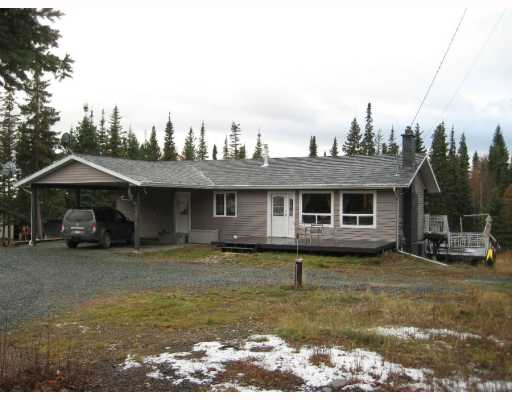 Main Photo: 13575 KLEIN Road in Prince George: Buckhorn House for sale (PG Rural South (Zone 78))  : MLS®# N196328