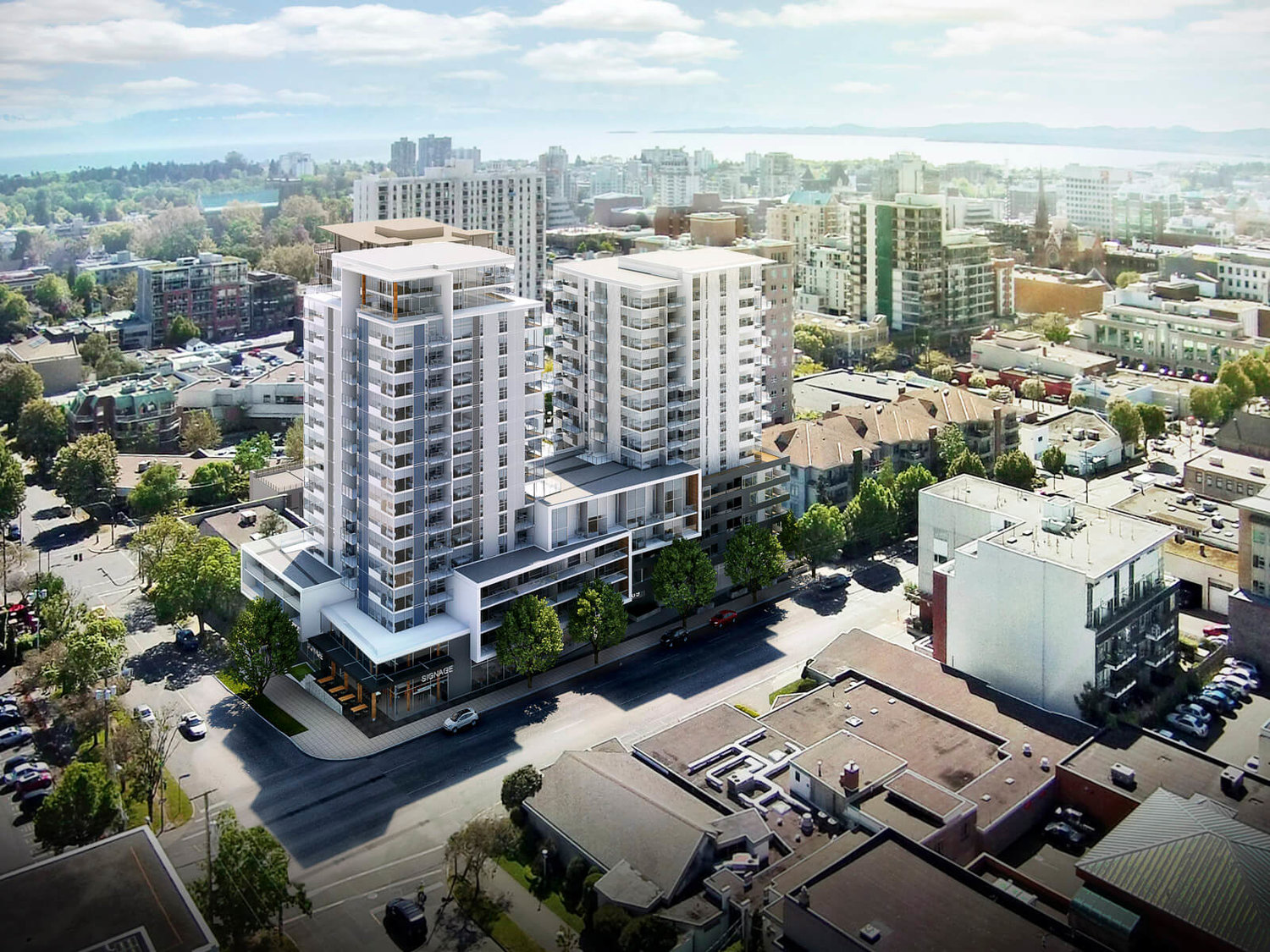 FEATURED LISTING: 911 - 989 Johnson Victoria