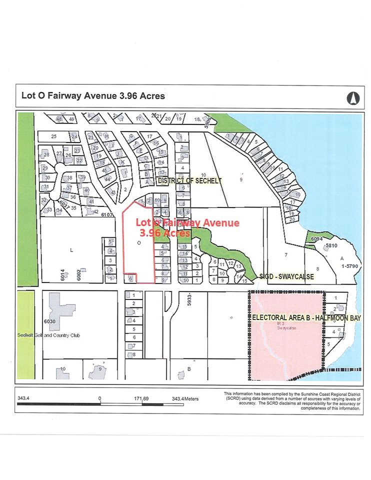 FEATURED LISTING: LOT 0 FAIRWAY Avenue Sechelt