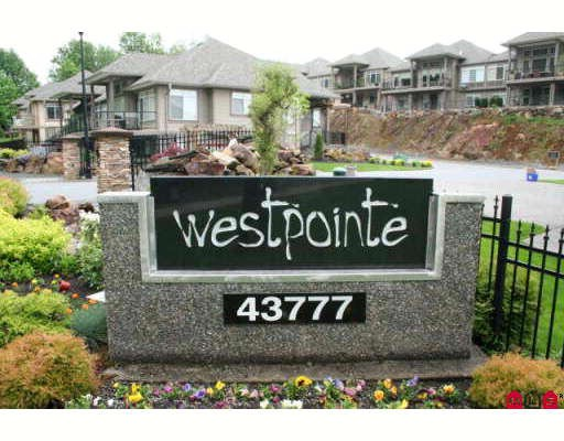 "Main Photo: 4 43777 CHILLIWACK MOUNTAIN Road in Chilliwack: Chilliwack Mountain Townhouse for sale in ""WESTPOINTE"" : MLS® # H2802805"