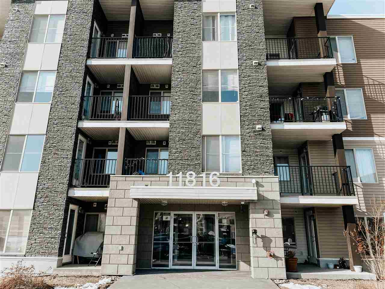 FEATURED LISTING: 215 11816 22 Avenue Edmonton