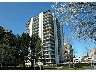 "Main Photo: # 1007 6455 WILLINGDON AV in Burnaby: Metrotown Condo for sale in ""PARKSIDE MANOR"" (Burnaby South)  : MLS® # V912923"