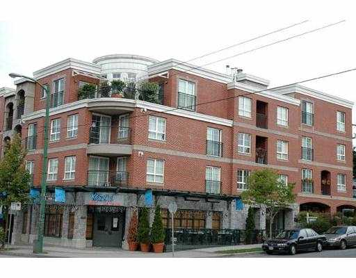 "Main Photo: 1989 DUNBAR Street in Vancouver: Kitsilano Condo for sale in ""SONESTA"" (Vancouver West)  : MLS® # V641338"