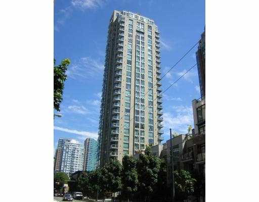 "Main Photo: 1602 928 RICHARDS Street in Vancouver: Downtown VW Condo for sale in ""THE SAVOY"" (Vancouver West)  : MLS® # V705227"