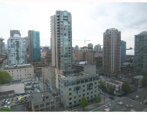 "Photo 5: 1602 928 RICHARDS Street in Vancouver: Downtown VW Condo for sale in ""THE SAVOY"" (Vancouver West)  : MLS® # V705227"
