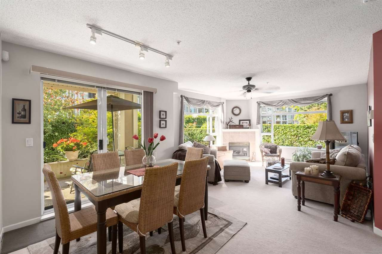 FEATURED LISTING: 102 - 3625 WINDCREST Drive North Vancouver