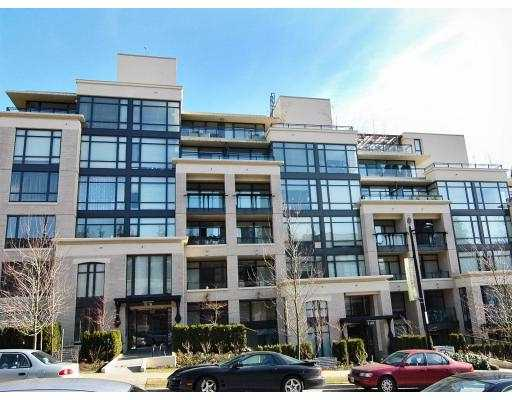 Main Photo: 601 9380 UNIVERSITY Crescent in Burnaby: Simon Fraser Univer. Condo for sale (Burnaby North)  : MLS®# V690634