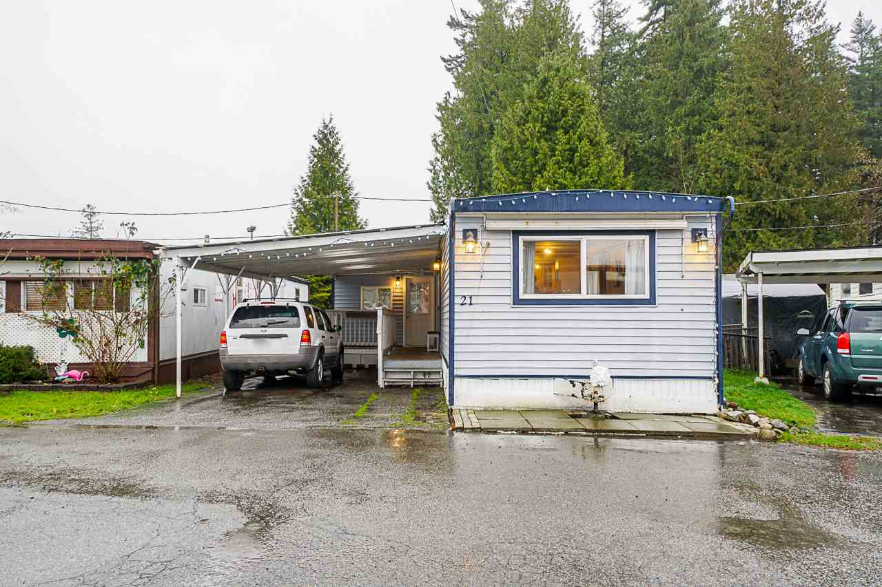 FEATURED LISTING: 21 - 9132 120 Street Surrey