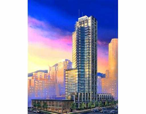 "Main Photo: 2701 1255 SEYMOUR Street in Vancouver: Downtown VW Condo for sale in ""ELAN"" (Vancouver West)  : MLS® # V668519"