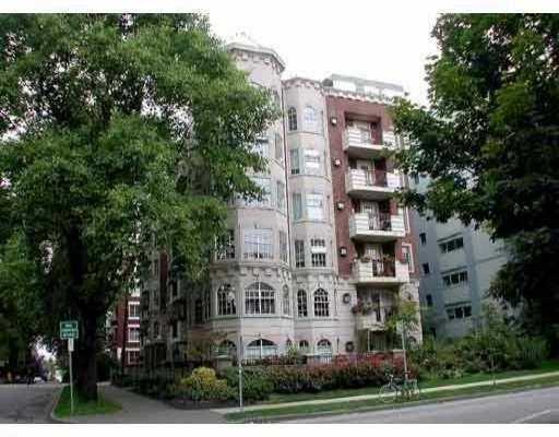 "Main Photo: 502 888 BUTE Street in Vancouver: West End VW Condo for sale in ""THE STAFFORD"" (Vancouver West)  : MLS® # V686166"