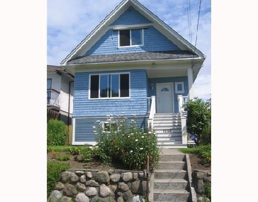 FEATURED LISTING: 1237 14TH Avenue East Vancouver