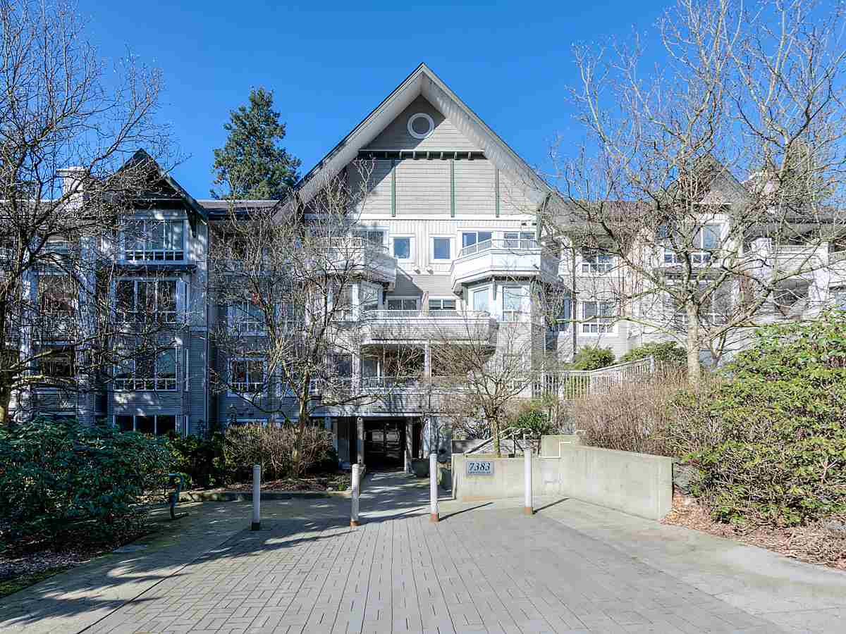 FEATURED LISTING: 205 7383 GRIFFITHS Drive Burnaby