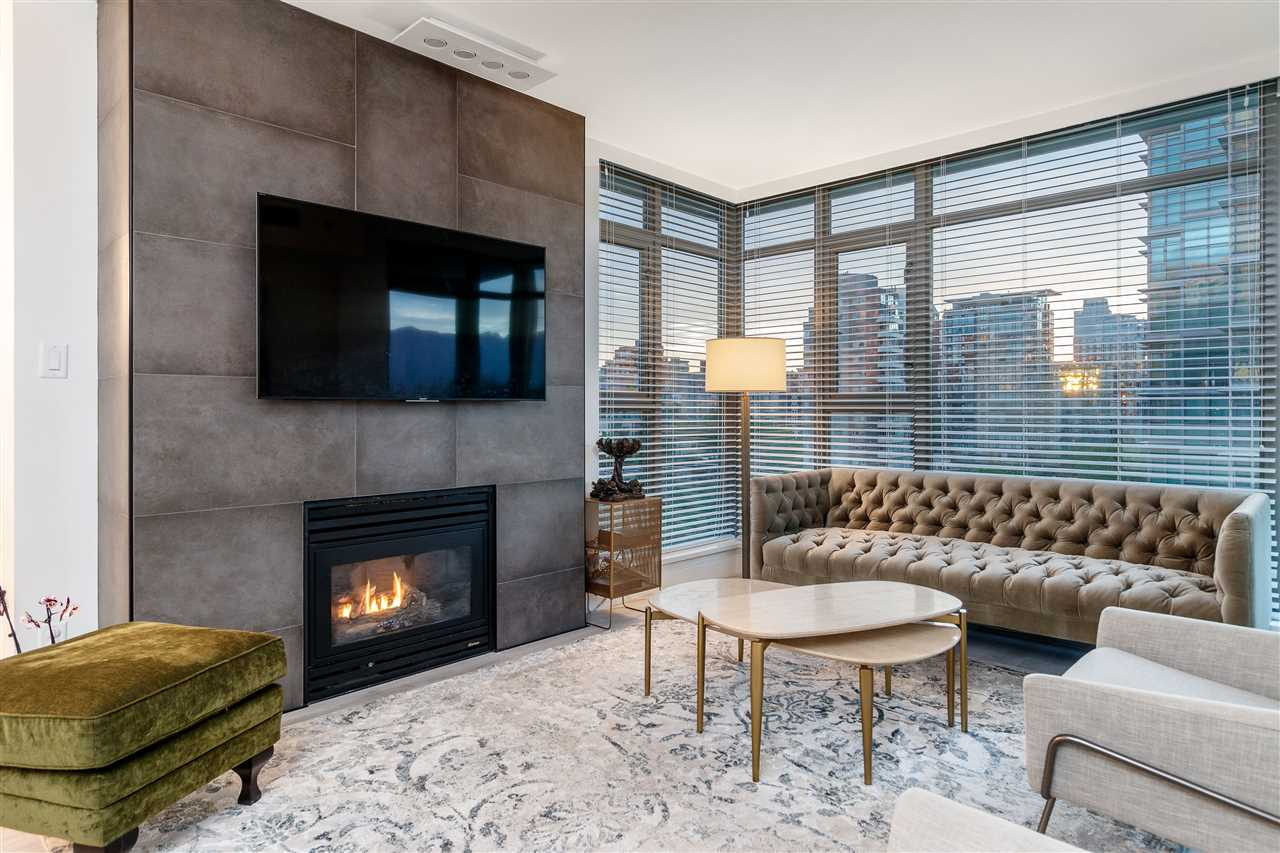 FEATURED LISTING: 702 - 1680 BAYSHORE Drive Vancouver
