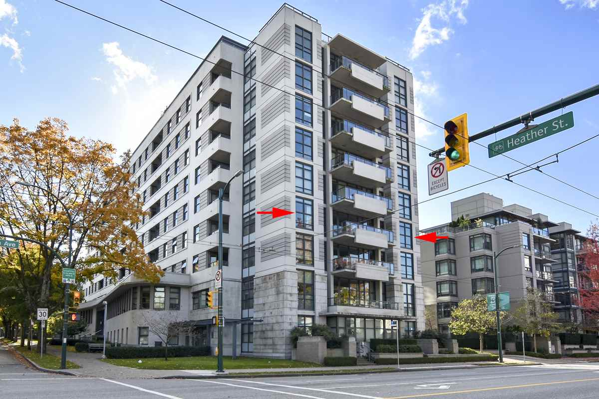 FEATURED LISTING: 404 - 2851 HEATHER Street Vancouver