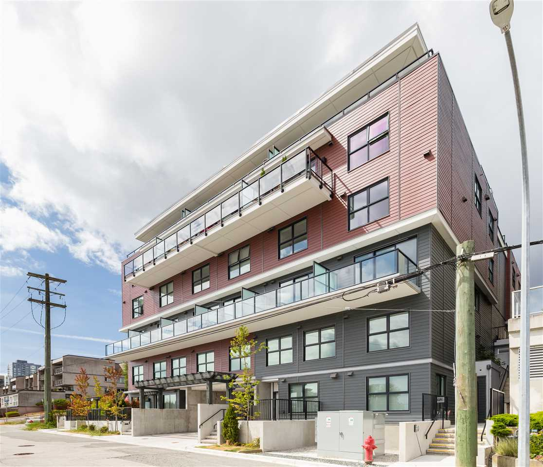 FEATURED LISTING: 508 - 218 CARNARVON Street New Westminster