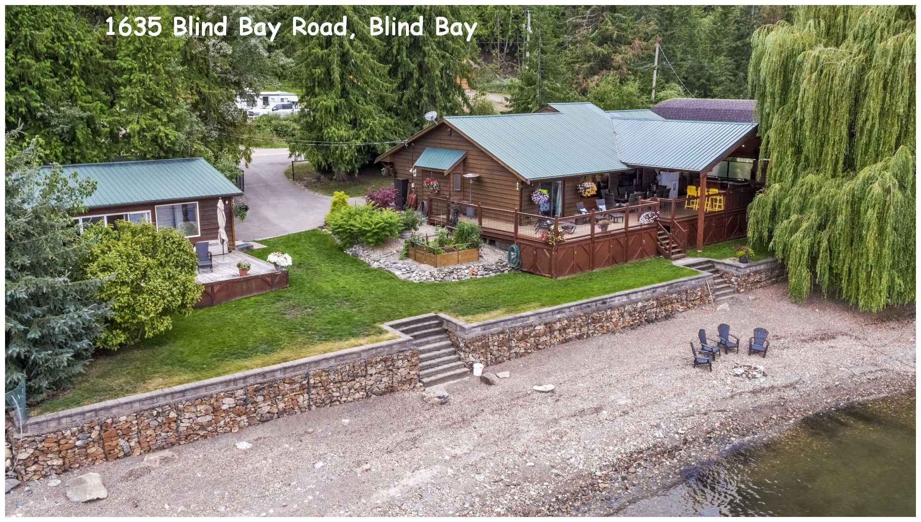 FEATURED LISTING: 1635 Blind Bay Road Sorrento
