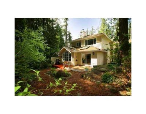Main Photo: 14 DEERWOOD PL in Port Moody: Condo for sale : MLS® # V860076