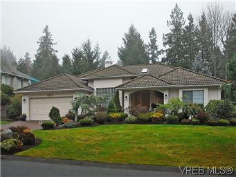 Main Photo: 8616 Kingcome Crescent in NORTH SAANICH: NS Dean Park Residential for sale (North Saanich)  : MLS® # 302482