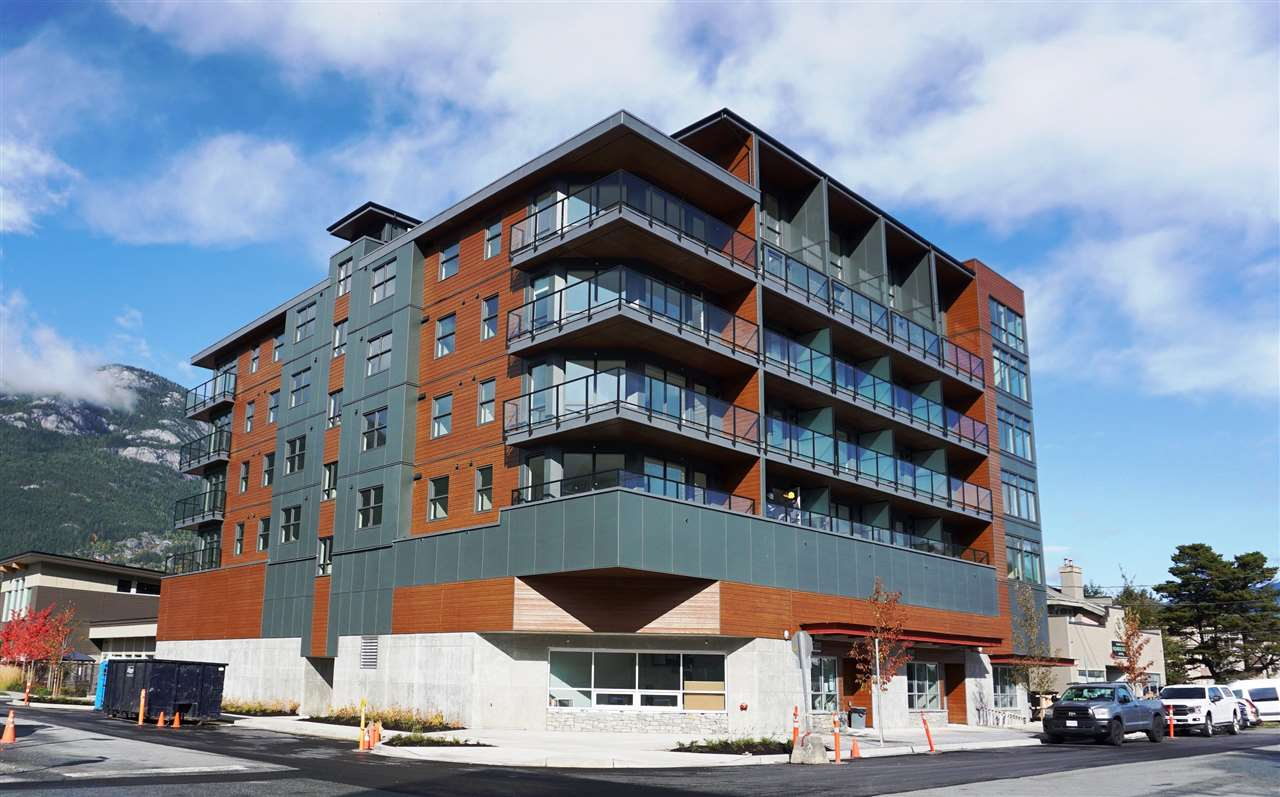 FEATURED LISTING: 602 - 38013 THIRD Avenue Squamish