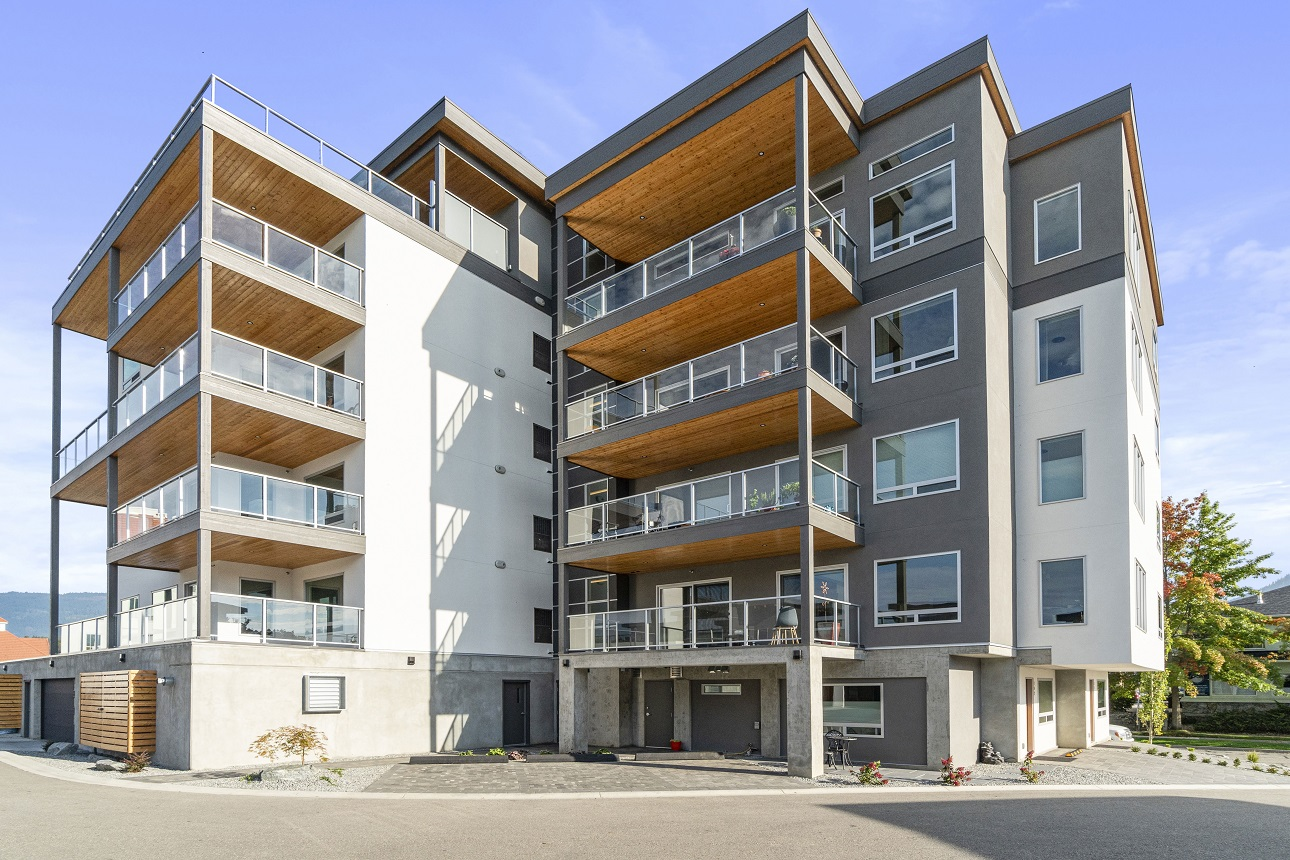 FEATURED LISTING: 202 - 131 Harbourfront Drive NE Salmon Arm