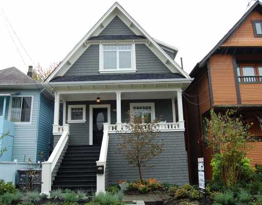 FEATURED LISTING: 2012 WILLIAM Street Vancouver