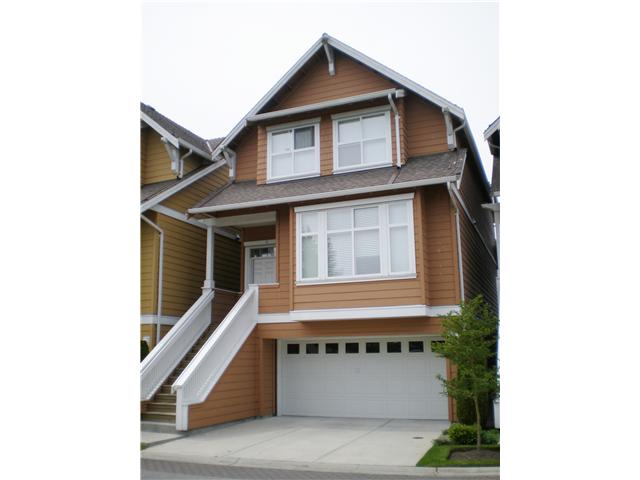 "Main Photo: 8 3088 FRANCIS Road in Richmond: Seafair Townhouse for sale in ""SEAFAIR WEST"" : MLS® # V830424"