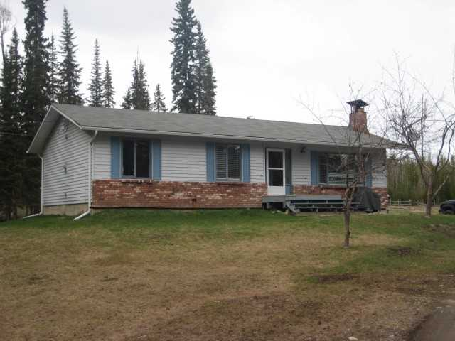 Main Photo: 4400 KNOEDLER Road in Prince George: Hobby Ranches House for sale (PG Rural North (Zone 76))  : MLS®# N200634