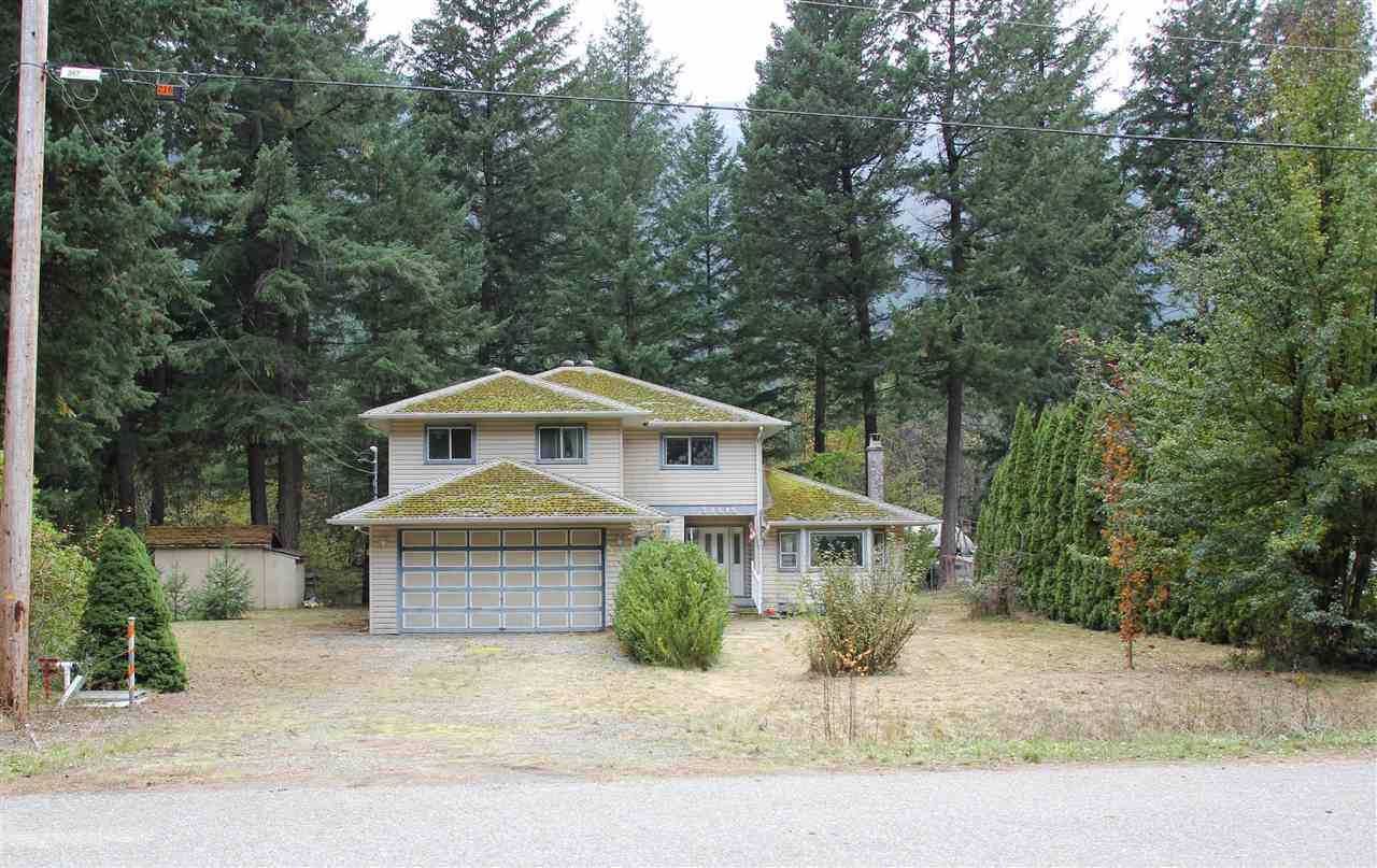 FEATURED LISTING: 50595 SLANZI Road Boston Bar / Lytton