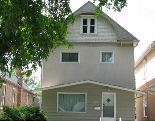 Main Photo: 496 VICTOR Street in WINNIPEG: West End / Wolseley Residential for sale (West Winnipeg)  : MLS® # 2912813
