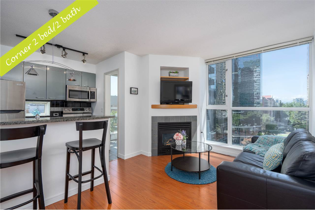 FEATURED LISTING: 1106 - 1068 HORNBY Street Vancouver
