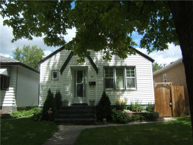 FEATURED LISTING: 421 OTTAWA Avenue WINNIPEG