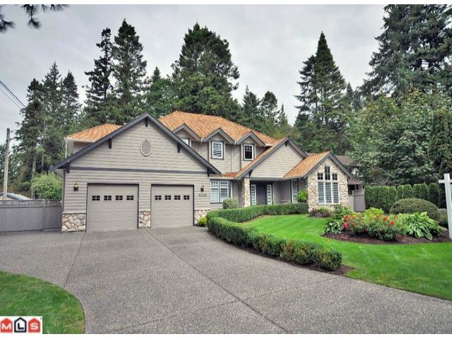 "Main Photo: 12505 22ND Avenue in Surrey: Crescent Bch Ocean Pk. House for sale in ""OCEAN PARK"" (South Surrey White Rock)  : MLS® # F1023299"