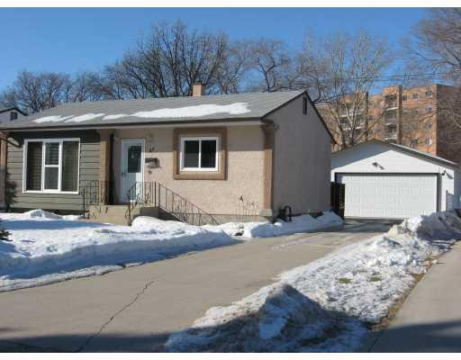 Main Photo: 27 CRESTWOOD in WINNIPEG: Windsor Park / Southdale / Island Lakes Residential for sale (South East Winnipeg)  : MLS® # 2904555
