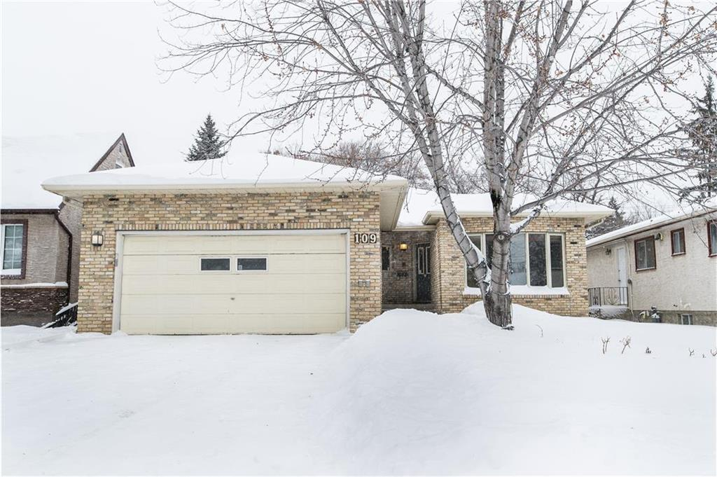 FEATURED LISTING: 109 Greendell Avenue Winnipeg
