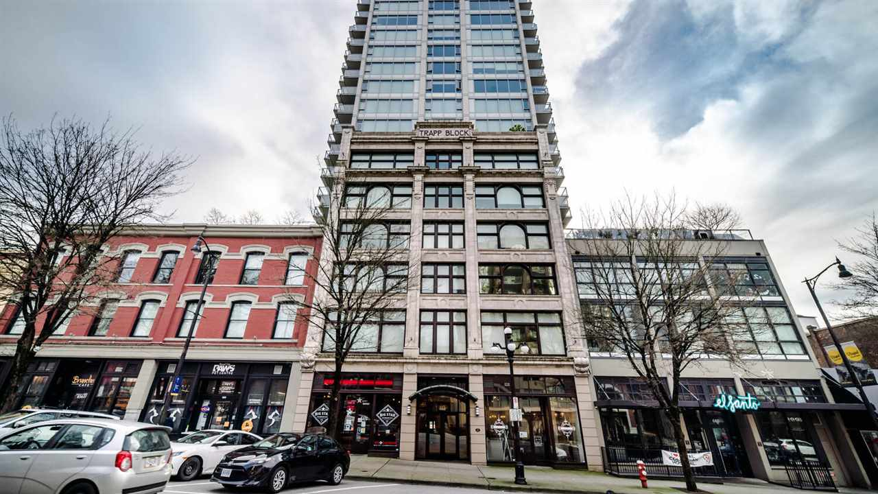FEATURED LISTING: 1011 - 668 COLUMBIA Street New Westminster