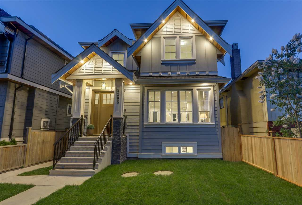 FEATURED LISTING: 5204 CHESTER Street Vancouver