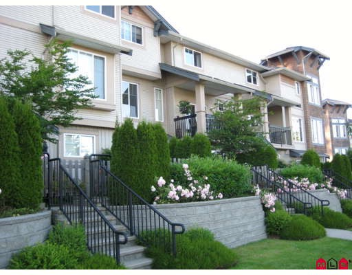 "Main Photo: 7 5839 PANORAMA Drive in Surrey: Sullivan Station Townhouse for sale in ""FOREST GATE"" : MLS®# F2821827"