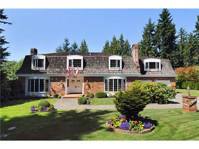 Main Photo: 5708 WESTPORT Road in West Vancouver: Eagle Harbour House for sale : MLS® # V863002