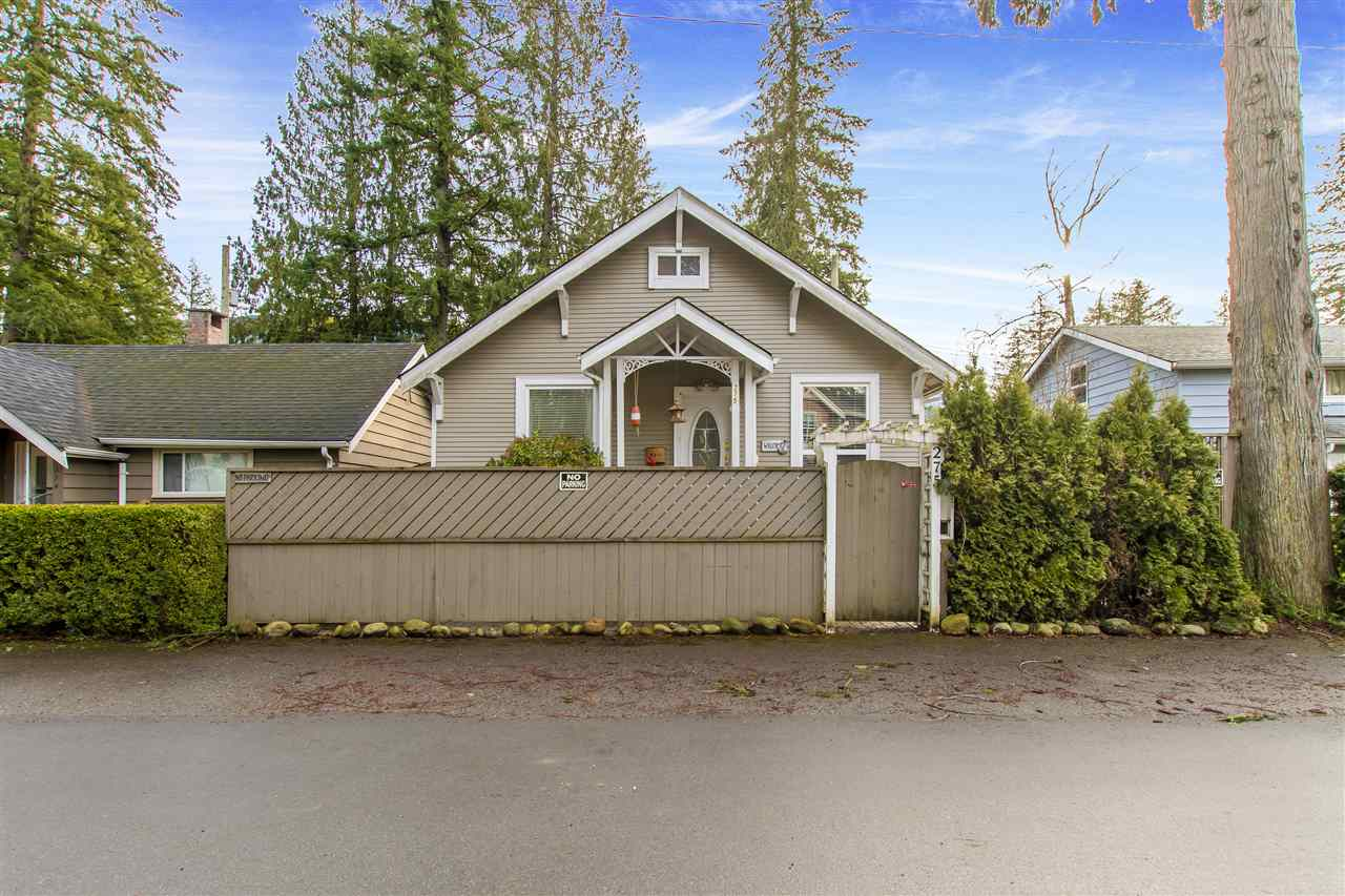 FEATURED LISTING: 275 FIR Street Cultus Lake