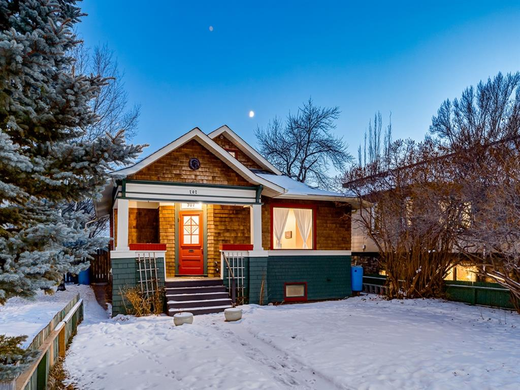 FEATURED LISTING: 707 1 Avenue Northwest Calgary