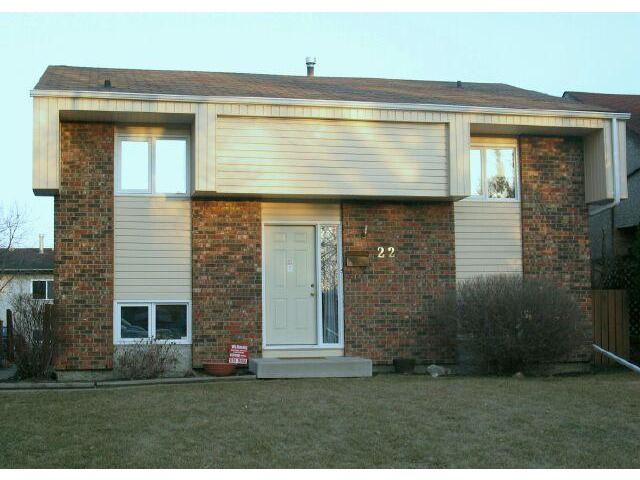 Main Photo:  in WINNIPEG: North Kildonan Residential for sale (North East Winnipeg)  : MLS® # 1006287