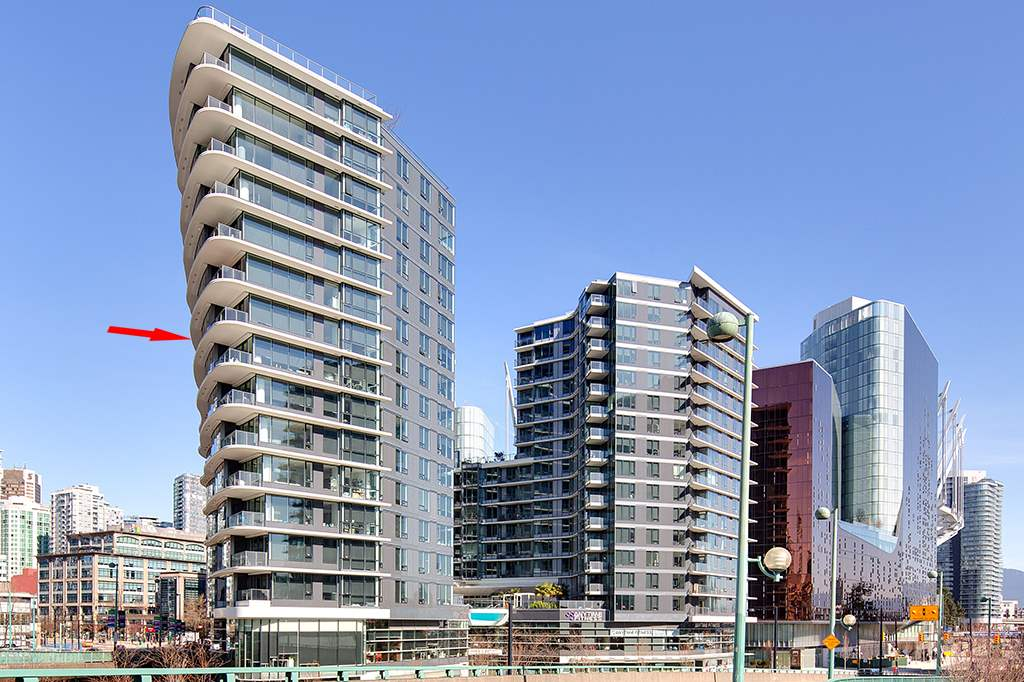 FEATURED LISTING: 1210 68 SMITHE Street Vancouver