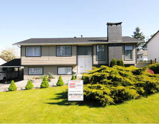 Main Photo: 22715 124TH Avenue in Maple_Ridge: East Central House for sale (Maple Ridge)  : MLS®# V763586