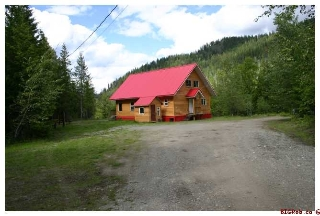 Main Photo: Vernon Slocan Hwy #6: East of Lumby House for sale (Vernon)  : MLS®# 10058138
