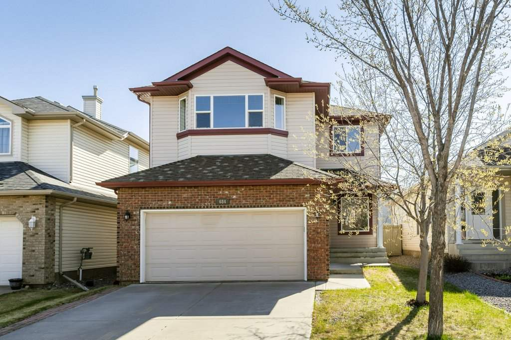 FEATURED LISTING: 684 LEGER Way Edmonton